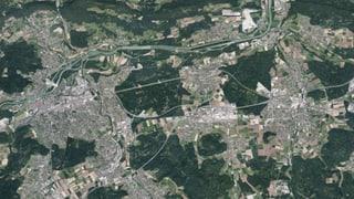 Luftaufnahmen entlarven illegale Bauten im Aargau