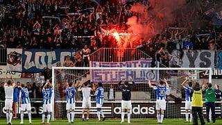 Liechtenstein rüstet sich für den FC Zürich
