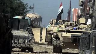 Empfindlicher Rückschlag: IS soll Ramadi verloren haben