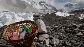 Mount Everest: Kampf der höchstgelegenen Mülldeponie
