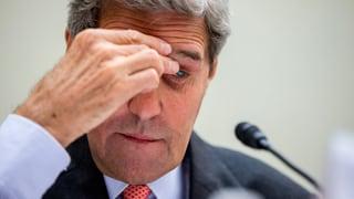 US-Parlamentarier misstrauen Iran
