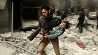 Hilferuf für Syriens Kinder