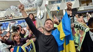 ESC 2016 findet in Stockholm statt