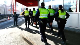 Terror-Alarmstufe gesenkt – Genf kehrt zur Normalität zurück