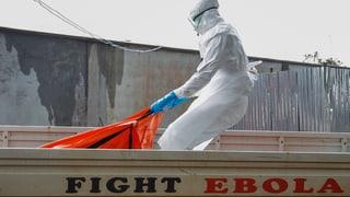 Ebola flammt erneut auf – diesmal im Zentrum Afrikas
