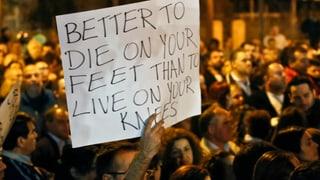 Welche Vorschläge in der Zypern-Krise auf dem Tisch liegen
