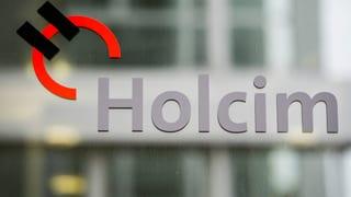 Holcim: Mit guten Quartalszahlen in die Zementehe