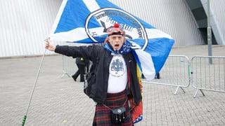Für die Schotten ist eine Unabhängigkeit vom Tisch – vorerst