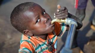 Milliarden Menschen fehlen sauberes Trinkwasser und Toiletten
