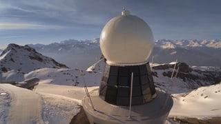 Video «Genauere Gewitterwarnungen in den Alpen» abspielen
