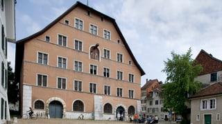 Solothurner Museum Altes Zeughaus vorübergehend ohne Leitung