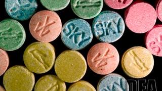 Riesiger Umsatz mit synthetischen Drogen