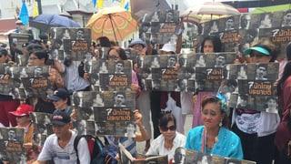 Thailands neue Verfassung stützt das Militär