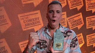 Fabio Landert gewinnt den SRF 3 Comedy Talent Award 2019 (Artikel enthält Video)