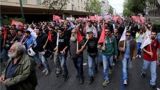 Streiktag Nummer zwei in Griechenland – heute wird verhandelt
