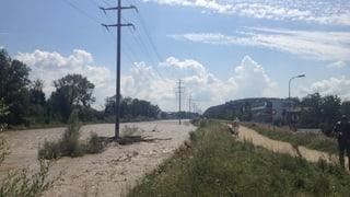 Hochwasser-Prognose: «Das System hat perfekt funktioniert»