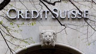 Auch Credit Suisse will neue Schweizer Bank gründen