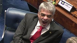 Die Debatte im Senat von Brasilia – nur für Nachteulen