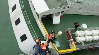 «Sewol»: Die Flucht des Kapitäns auf Video
