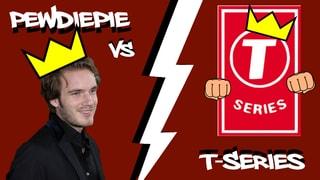 Wer wird neuer Youtube-König?