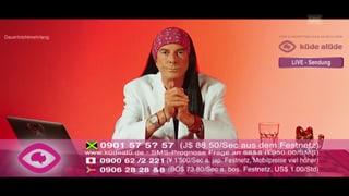 Grosser Promiauflauf im neuen Video von Seven
