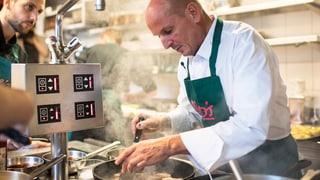Rico Zandonella ist «Koch des Jahres»