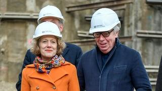 In den Erweiterungsbau des Zürcher Kunsthauses soll auch die Sammlung der Bührle Stiftung einziehen