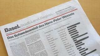 Basler Zeitung gegen Hans-Peter Wessels: Wer verdreht die Fakten?