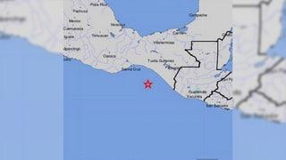 Mexico: Terra ha stremblì cun fermezza dad 8,1