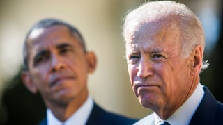 Joe Biden will nicht ins Weisse Haus