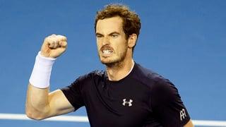 Murray zum Dritten - Briten erstmals seit 1978 im Davis-Cup-Final