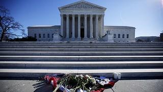 Scalias Tod als einmalige Chance für Obama