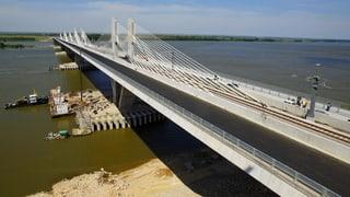 Donau: Ein Brückenschlag weckt Hoffnung