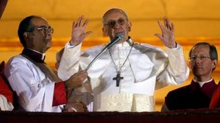 Der neue Papst ist Argentinier