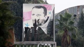 Syrer fürchten eine Verzweiflungstat des Regimes