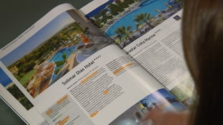 Ferienfrust: Wenn der Katalog zu viel verspricht (Artikel enthält Video)