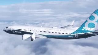 Boeing 737 Max survegn update