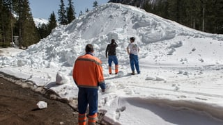 Lesen Sie hier mehr übder die Schnee-Strategien der Skigebiete.