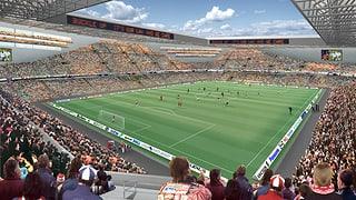 Stadion-Streit: Stadt sucht Gespräch mit Baufirmen