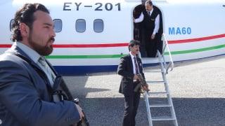 Afghanistan vor den Wahlen