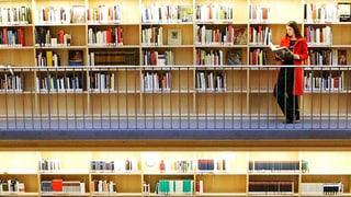 Wofür brauchen wir noch Bücher und Bibliotheken?