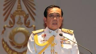 Thailands Putsch-General bekommt Segen des Königs