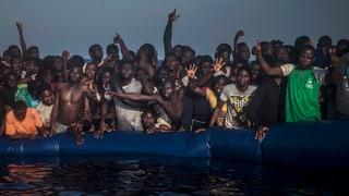 «Flüchtlinge wollen noch vor Wintereinbruch nach Europa»