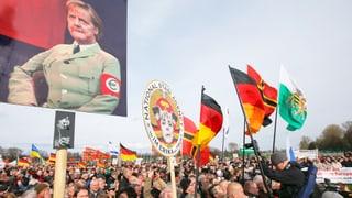 Otto Schily: «Eine Demokratie darf das nicht tolerieren»