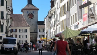 Wie sieht Solothurn im Jahr 2030 aus?