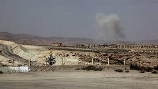 Nach IS-Einmarsch in Palmyra: Frauen und Kinder in Gefahr