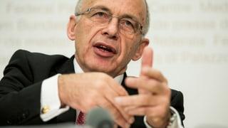 Maurer will keine Nato-Überflüge über der Schweiz