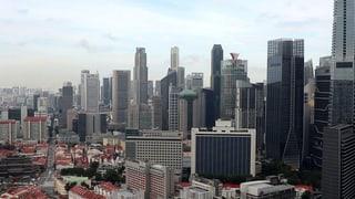 Video «Hochhäuser: Das Leben in der Vertikale» abspielen