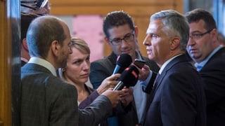 Williger Bundesrat gegen störrisches Parlament