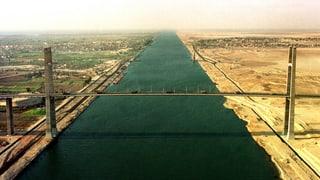 Video «Mission X: Durchbruch bei Suez (2/8)» abspielen